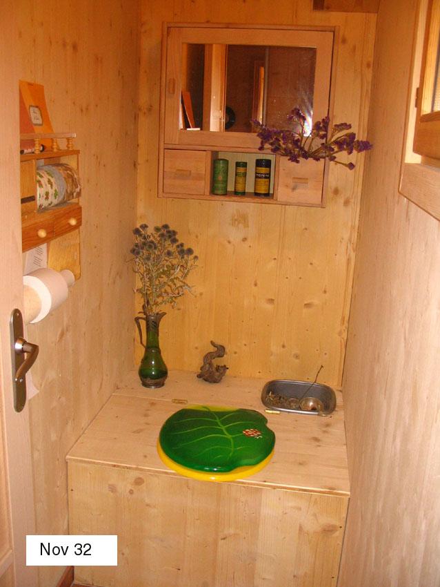 Interieur - Toilette seche interieur maison ...